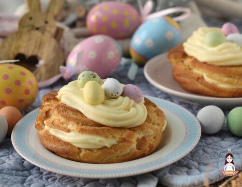 Bignè di Pasqua