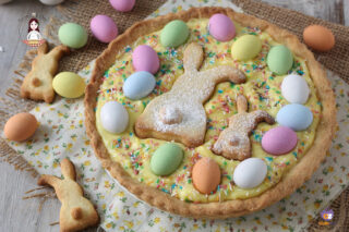 Crostata per Pasqua