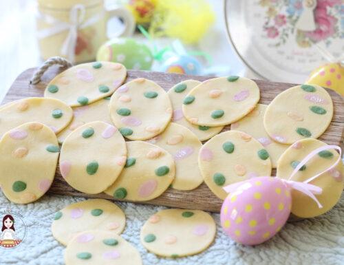 Uova di pasta