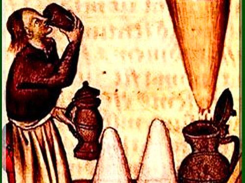 Ricette vini speziati medievali Ippocrasso Moretum