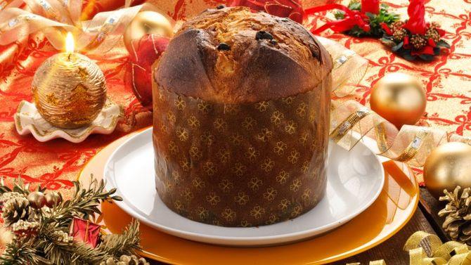 Ricetta casalinga panettone dolce tipicamente natalizio milanese