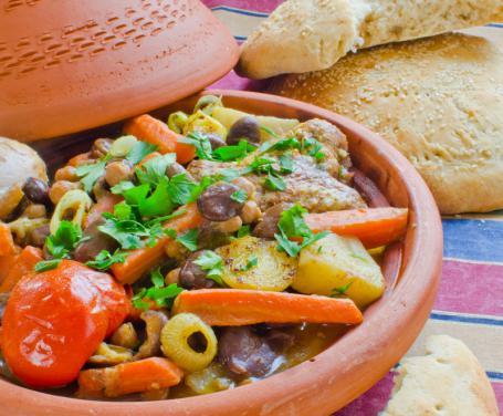 Taijne misto verdure piatto vegeteriano povero di grassi