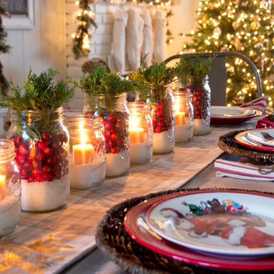 Pranzo natale capodanno diversi antipasti sfiziosi veloci saporiti - Addobbi natalizi per cucina ...