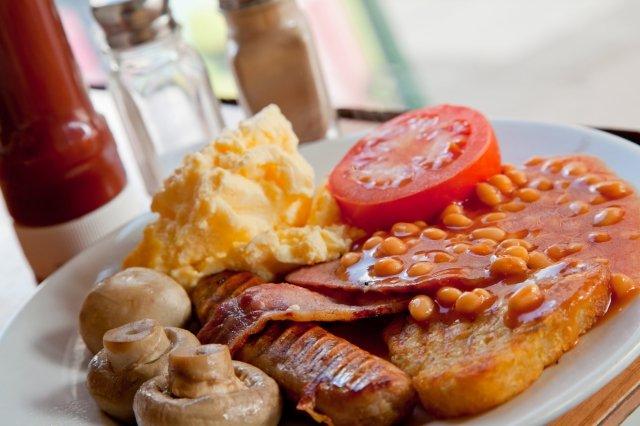 Ricetta originale tradizionale colazione paesi anglosassoni