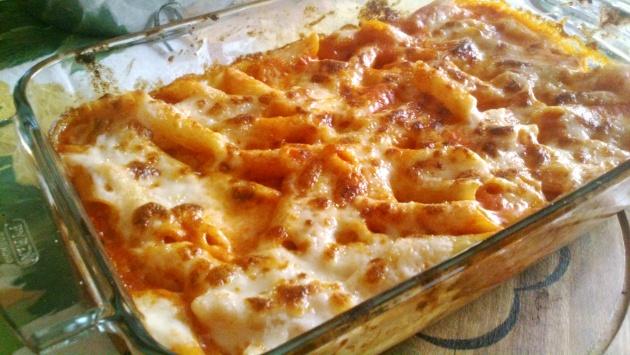 Pasticcio gratinato maccheroni alle verdure ricetta economica