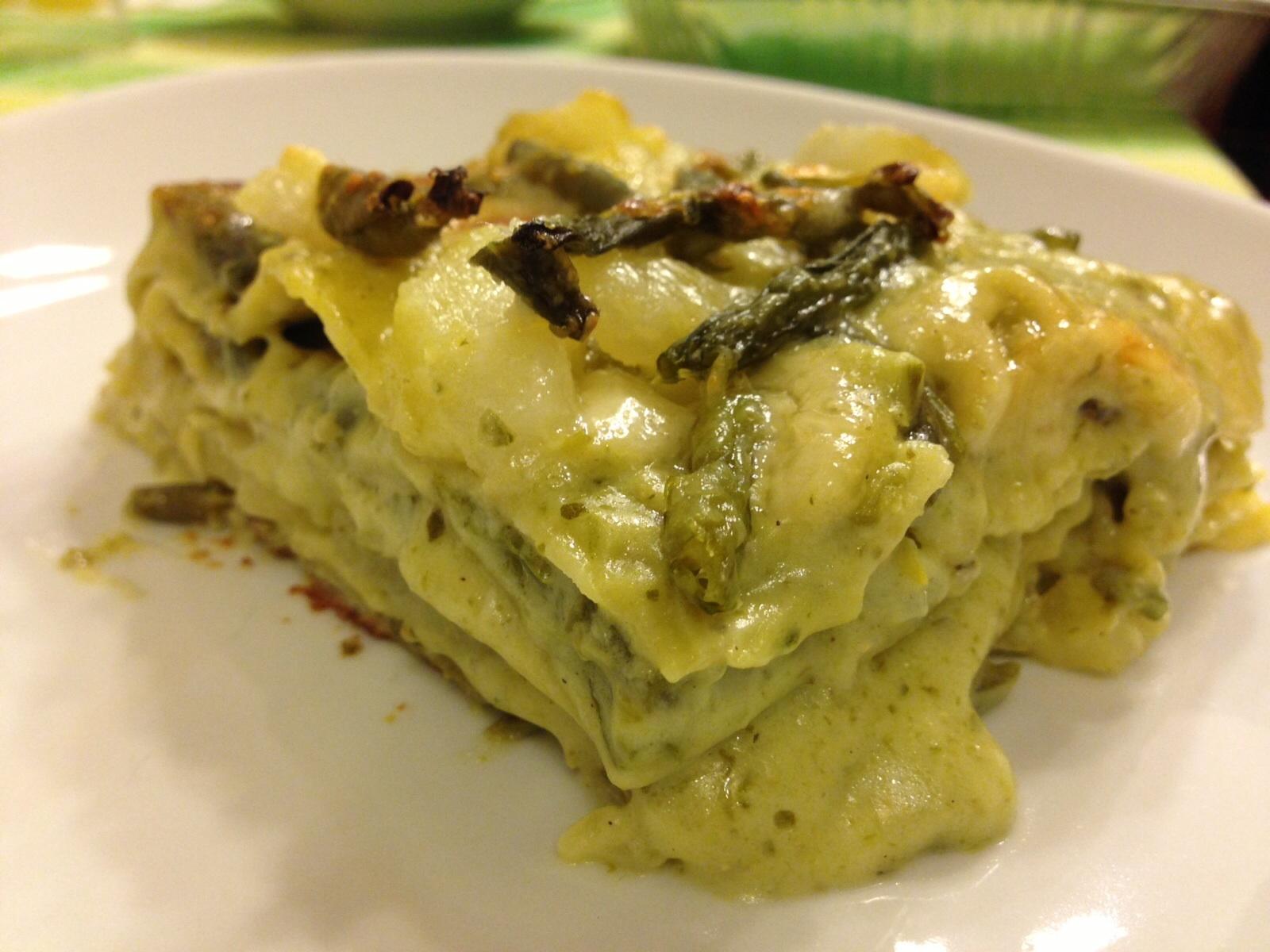 Ricetta pasta al pesto con patate