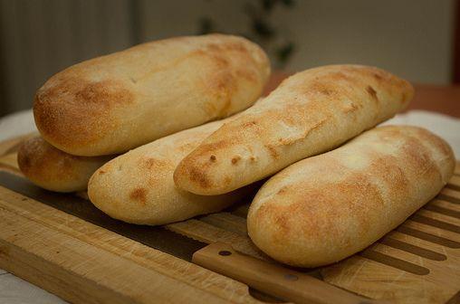 pane fatto in casa veloce e semplice i filoncini crosta croccante