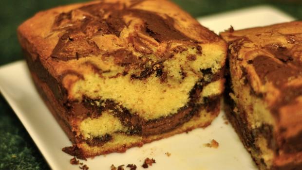Plumcake alla nutella dolce casalingo per golosastri for Cucina semplice ricette