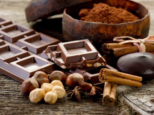 Una dolce fragranza al cioccolato