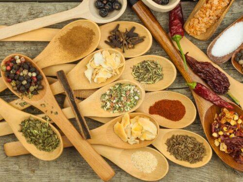 Spezie aromi condimenti essenziali per esaltare i sapori consigli utili (1 parte)