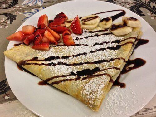 Dessert Reale Le Crepes Imperiali