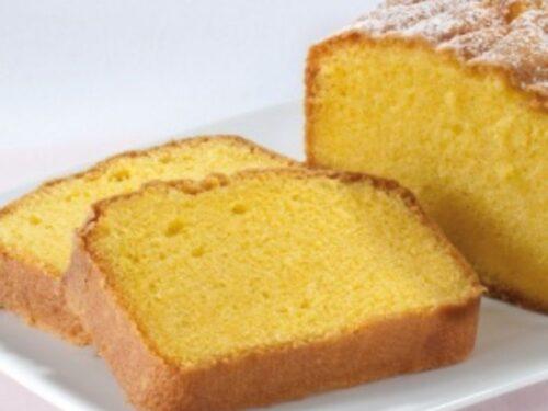 Una soffice Cake al limone (O alle arance)