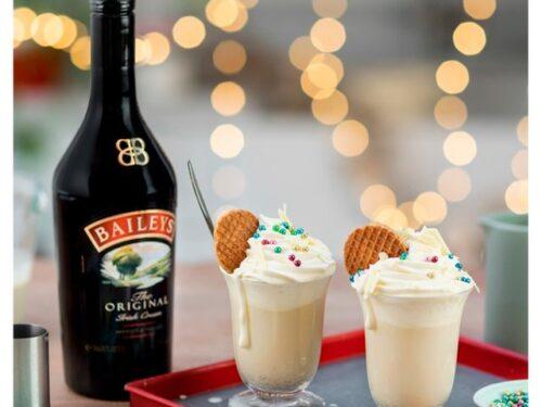 Dessert Bevande con Baileys Crema Wosky per calde notti estive