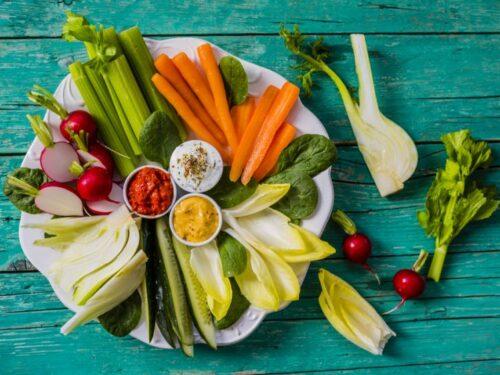 Torta vegetariana delicata alle verdure di stagione