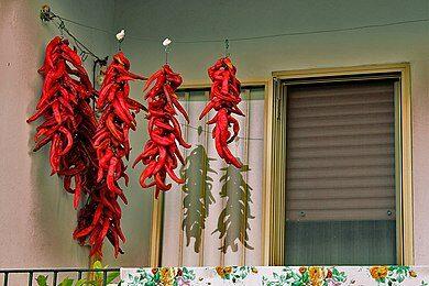 Cucina povera salentina Triiddi primo piatto contadino