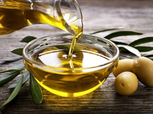 Una torta speciale all'olio di oliva