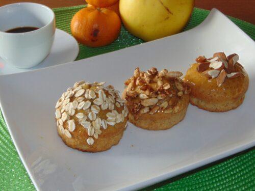 Vegan: I Muffin Leggeri e deliziosi