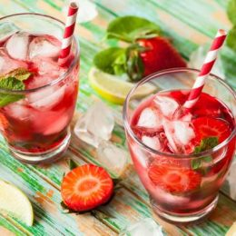 Infused Waters alle fragole
