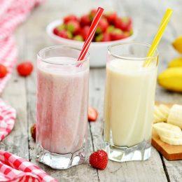 Frullato di frutta (Foto dal web)