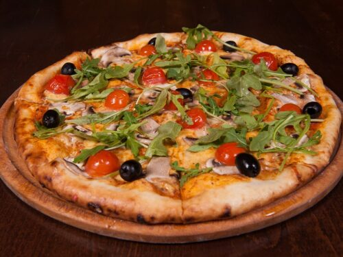 Condimenti per pizza Parte Seconda