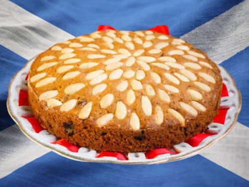 Dalla vecchia Scozia la Dundee Cake