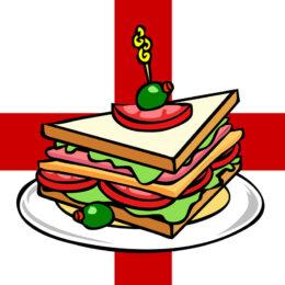 Dalla vecchia Inghilterra il classico sandwich