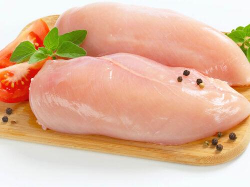 Scaloppine di pollo ai Champignon
