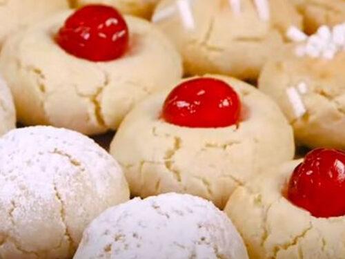 I dolcetti alle mandorle alla siciliana