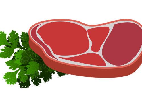 Secondo piatto di capretto con olive e capperi