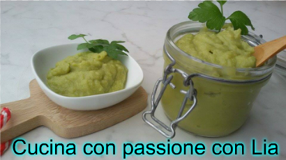 Salsa all'avocado