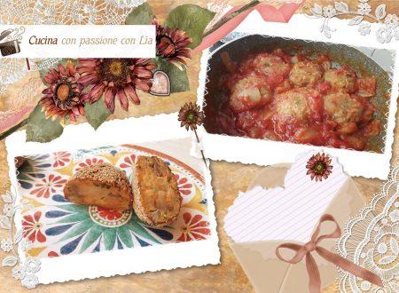 Polpette di melanzane e farina di lenticchie rosse