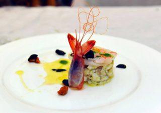 Decorazioni e impiattamento cucina con pochi uro for Decorazioni piatti gourmet