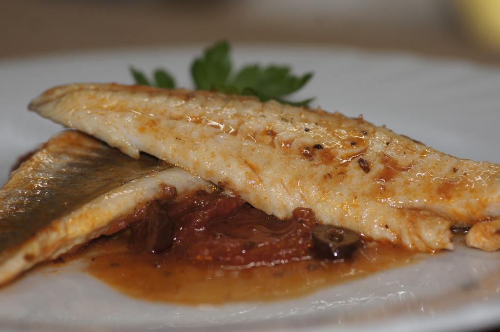 filetto di gallinella in umido - Come Cucinare Filetti Di Gallinella