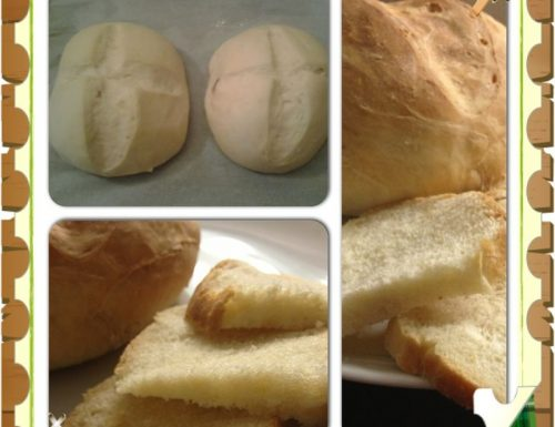 Pane rustico – ricetta base