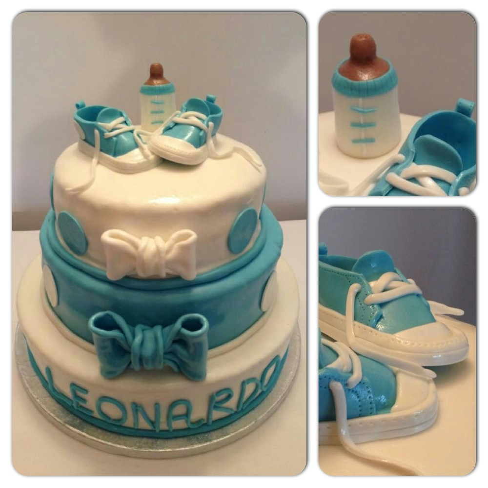 Cake Design In Charlwood : Cake design: torta per battesimo /CUCINA CON SARA
