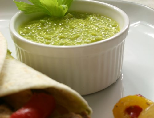 Salsa guacamole – ricetta messicana