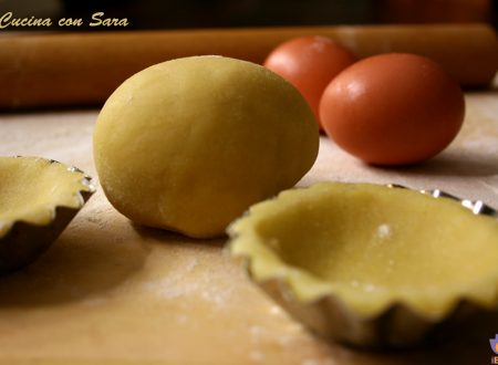 Pasta frolla - ricetta perfetta per biscotti e crostate