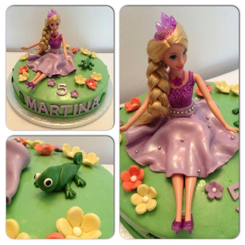 Conosciuto Cake design: la principessa Rapunzel LW62