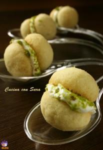 baci di dama salati - ricetta