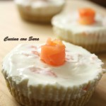 mini cheesecake salate al salmone e philadelphia