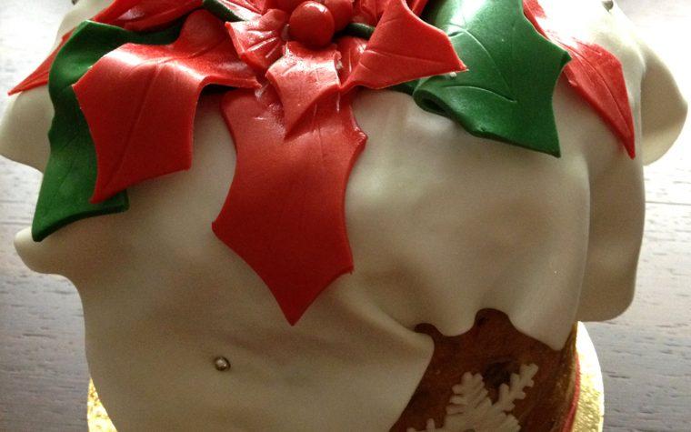 Cake design: panettone decorato