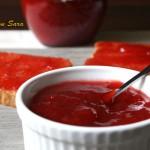 Marmellata di fragole, cucina con sara