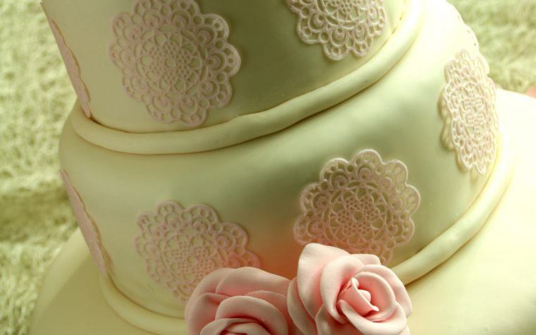 La mia prima wedding cake