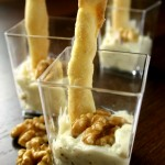 crema di gorgonzola - ricetta finger food