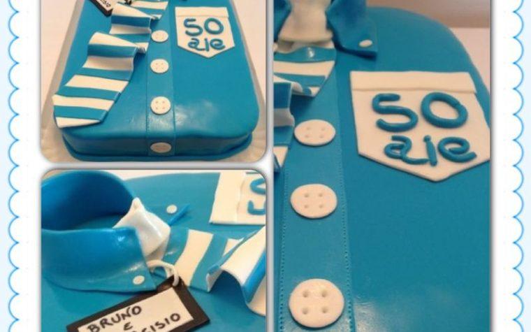 Cake design: torta camicia