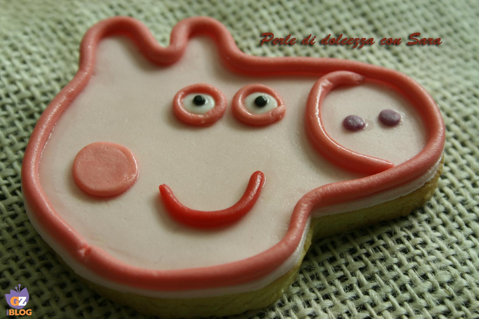 Biscotti peppa pig