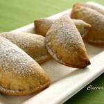 Biscotti di ricotta e nutella