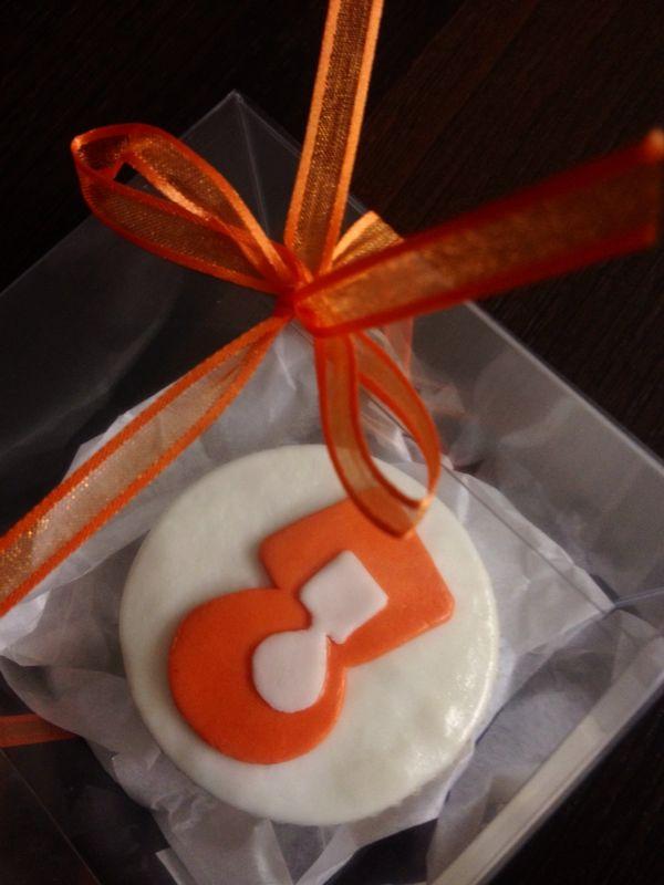 Biscotti logati per aziende, società o eventi