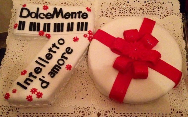 Cake design: torta 70 anni
