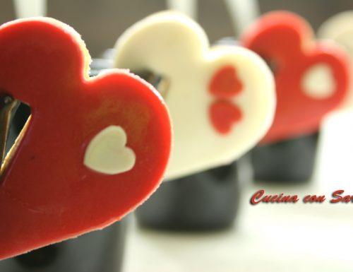 Biscotti da tazzina – ricetta San Valentino